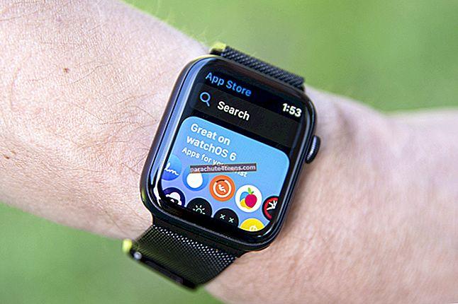 Apple Watch ei saa märguandeid? Kuidas seda parandada