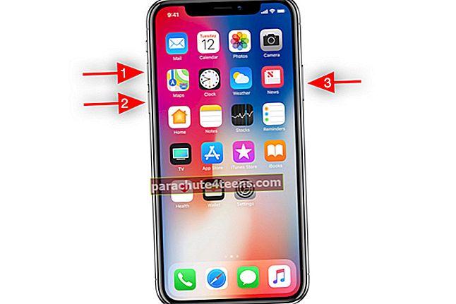 Kuinka sammuttaa iPhone ilman virtapainiketta tai sivupainiketta