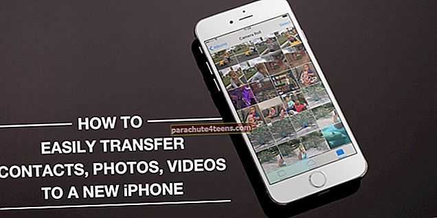 Kuinka siirtää elokuvia / videoita iPadiin helposti PC: ltä tai Macilta