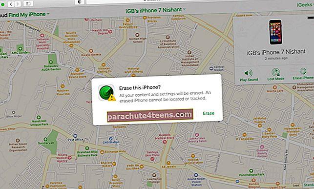 Iphone on poissa käytöstä? Kuinka korjata se iTunesiin yhdistämättä tai ilman