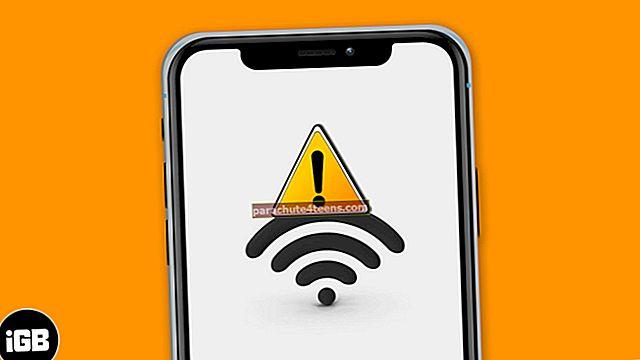 """""""WiFi"""" neveikia """"iOS 14"""" """"iPhone"""" ar """"iPad""""? 10 būdų tai išspręsti!"""