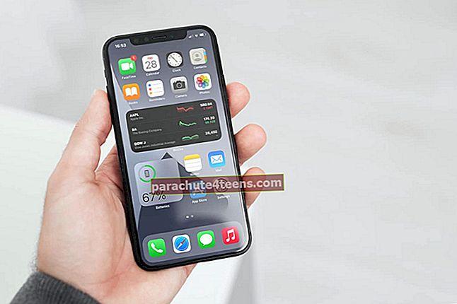 iOS 14: iMessage ei tööta iPhone'is [kuidas parandada]