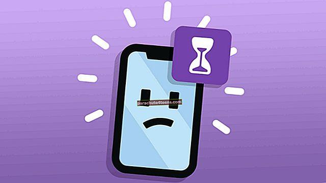 Keela / lülita fotovoog välja iPhone'is [juhised]