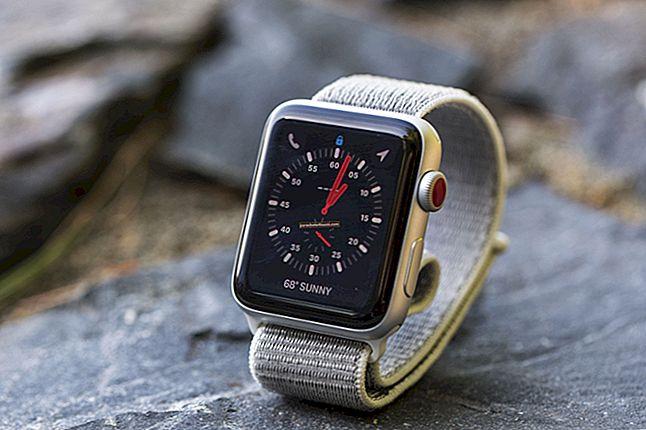 Parimad Apple Watchi 3. seeria ansamblid 2021. aastal