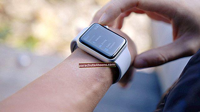 Parimad Apple Watchi spordirakendused aastal 2021