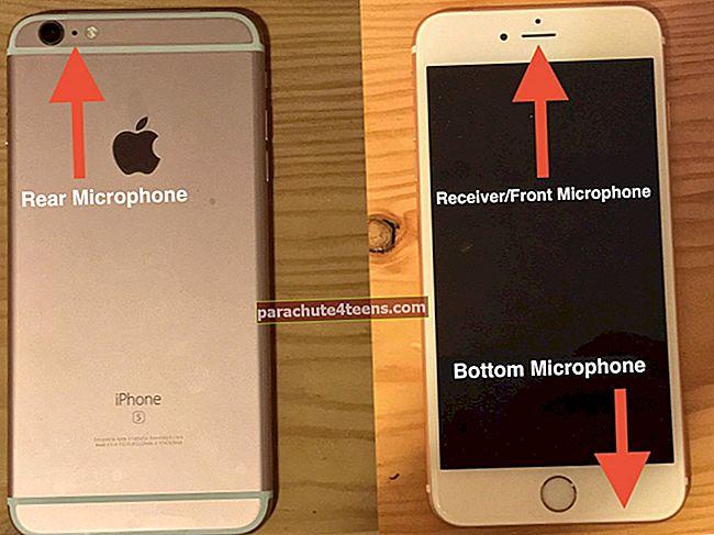 iPhone-mikrofoni ei toimi? Tässä on korjaus!