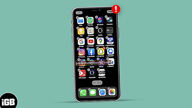 Vai iOS 14 nevar izdzēst lietotnes iPhone un iPad ierīcēs? Kā to salabot!