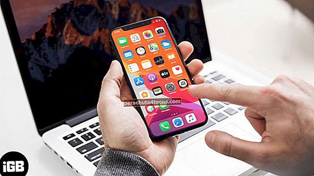 Kuinka korjata iPhonen kosketusnäyttö ei toimi