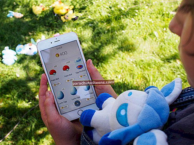Kā novērst iPhone Pokemon Go avāriju vai servera problēmu