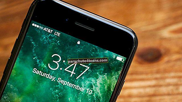 Cách lấy lại hình nền cá sống trong iOS 11 trên iPhone