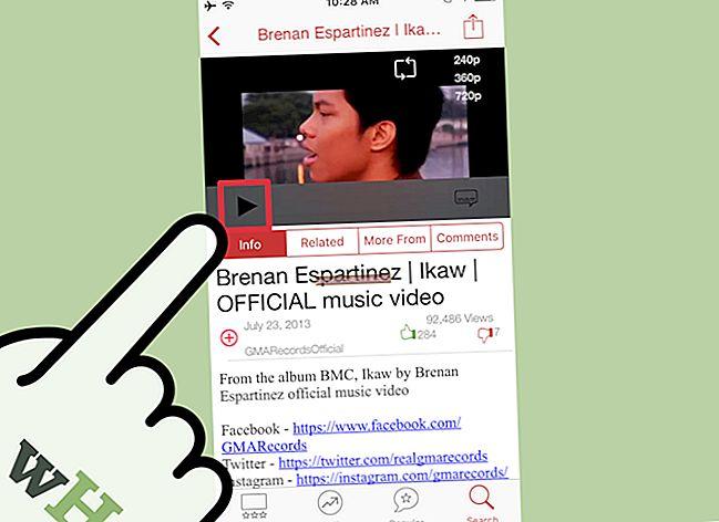 YouTube-videon yhdistäminen iPhoneen, Androidiin ja tietokoneeseen