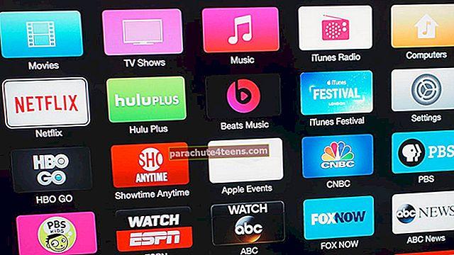 Како се пријавити у апликацију ИоуТубе на Аппле ТВ-у