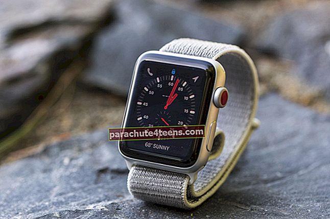 Kuinka poistaa Apple Watch -varmuuskopiot iPhonesta