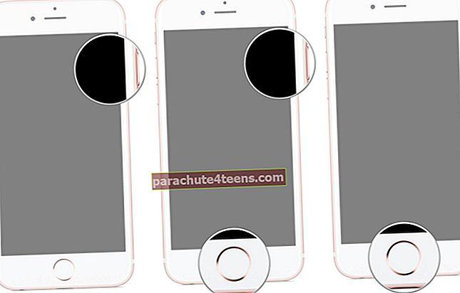 IPhonen asettaminen DFU-tilaan (kaikki iPhone-mallit)